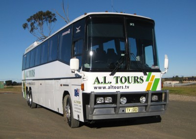 5 Star Rated, 57 Seat Luxury Coach