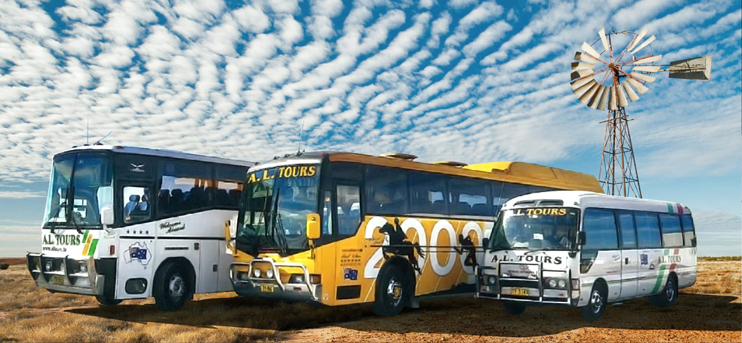 AL Tours bus charter services around Australia